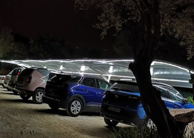 led-parking-visibilité